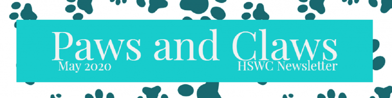 Paws and Claws HSWC Newsletter